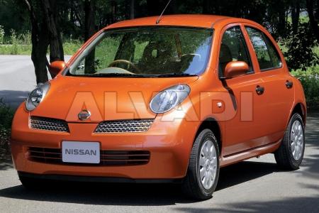 Nissan MARCH III (K12) 01.2003-06.2010