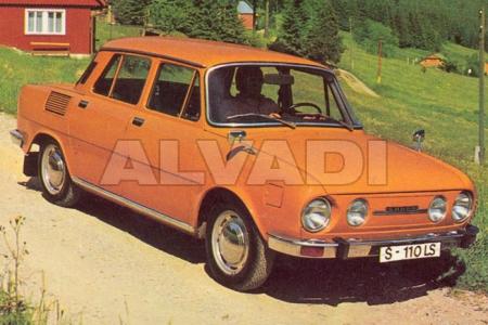 Skoda Skoda 100 01.1970-12.1977