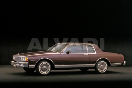 Chevrolet Chevrolet CAPRICE Saloon 10.1981-12.1993