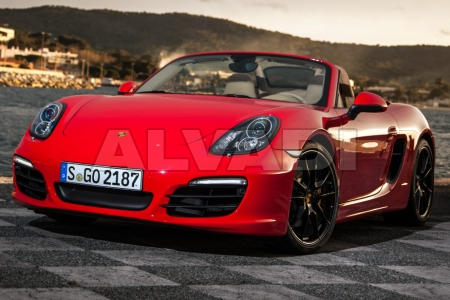 Porsche Porsche BOXSTER (981) 04.2012-...