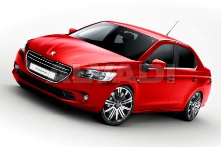 Peugeot Peugeot 301 11.2012-...