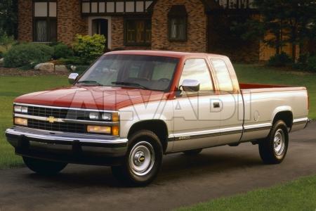 Chevrolet Chevrolet C2500 Pickup 10.1996-...