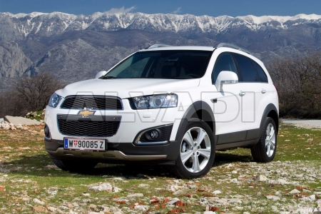 Chevrolet CAPTIVA (KLAC) 07.2011-2015