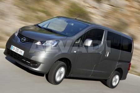 Nissan EVALIA 09.2010-...