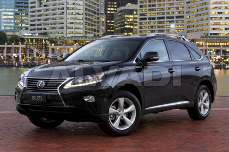 Lexus RX (AL10) 04.2012-2015