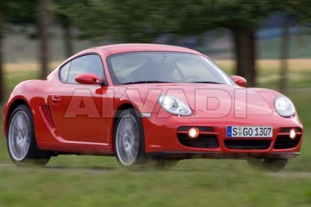Porsche CAYMAN (987c) 11.2005-08.2012