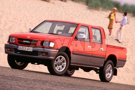 Opel CAMPO 08.1991-12.2001
