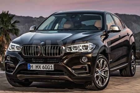 BMW X6 (F16) 01.2014-...