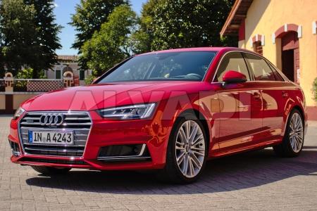 Audi A4/S4 (B9) 11.2015-...