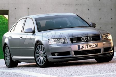 Audi A8 (D3) 10.2002-01.2010