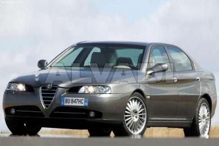 Alfa Romeo 166 (936) 11.2003-12.2009