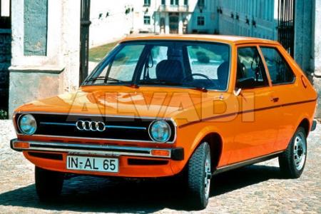 Audi 50 (TYP 86) 09.1974-08.1978