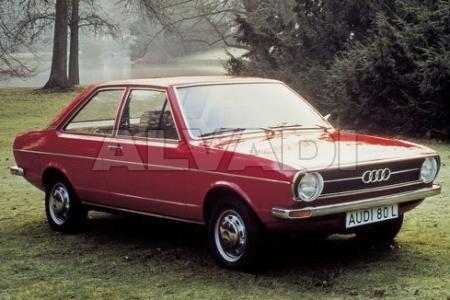 Audi 80 (B1) 08.1974-07.1978