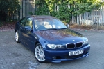 BMW 3 (E46), COUPE/CABRIO Wheel chock with holder