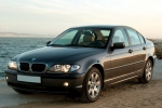 BMW 3 (E46), SDN/ESTATE Towing hook plug
