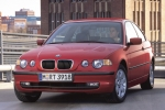 BMW 3 (E46/5), COMPACT Rod/Strut, wheel suspension