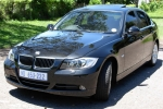 BMW 3 (E90/E91), SDN /TOURING Towing hook plug