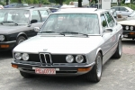 BMW 5 (E12) Car heating warm-up system