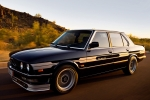 BMW 5 (E28) Paint protection agent