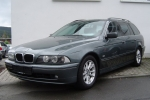 BMW 5 (E39) Upholstery cleaner