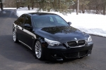 BMW 5 (E60/E61) Interiour cosmetics
