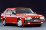 Alfa Romeo 75 (162B) Technology oil