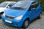 Mercedes-Benz Mercedes-Benz A-Class (W168) 09.1997-08.2004 car parts