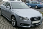 Audi A5/S5 (B8) Compressed air spray