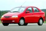 Chevrolet AVEO (T200) 01.2003-03.2006 varuosad