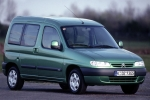 Citroen BERLINGO (MF) 07.1996-10.2002 varuosad