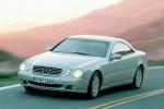 Mercedes-Benz CL-Class (C215) Idler pulley