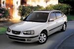 Hyundai ELANTRA (XD) Поликлиновой ремень