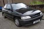 Ford ESCORT (GAL/ALL/AVL)/ORION + ESTATE/VAN Klaasipuhasti hari