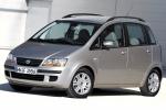 Fiat IDEA (350) Gløderør