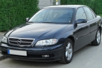 Opel OMEGA B (SDN + ESTATE) Viscous clutch