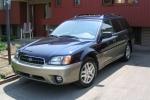Subaru OUTBACK (BP) Klaasipuhasti hari