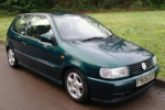 Volkswagen VW POLO (6N) HB Polttoainesuodatin