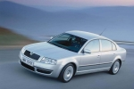 Skoda SUPERB (3U4) Styretøj rack