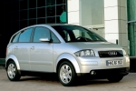 Audi A2 (8Z) Wheel chock with holder
