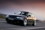 Audi A3 (8L) Plastic renovation and conservation agent