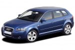Audi A3 (8P) Warning triangle