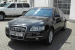 Audi A6 (C6) Anti-corrosion agent for closed profiles