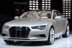 Audi A7 Chamois leather