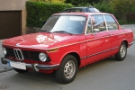 BMW 02 (E10) Spray lacquer
