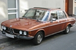 BMW 2500-3.3 (E3) Warning triangle