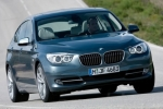 BMW 5 GT (F07) Plastic renovation and conservation agent