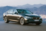 BMW 7 (F01, F02) Wires fixing parts