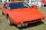 BMW M1 Parking clock