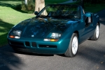 BMW Z1 ROADSTER (E30) Cleaning and regeneration lacqer appliance