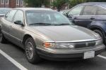 Chrysler NEW YORKER 01.1988-09.1998 varuosad